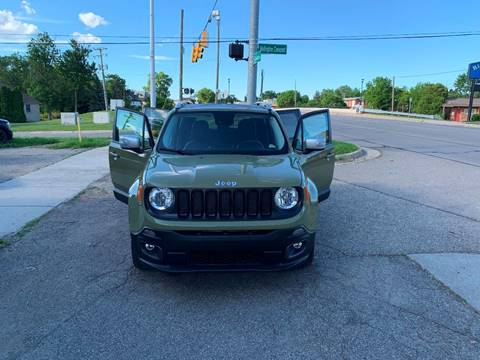 2015 Jeep Renegade for sale in Mount Clemens, MI