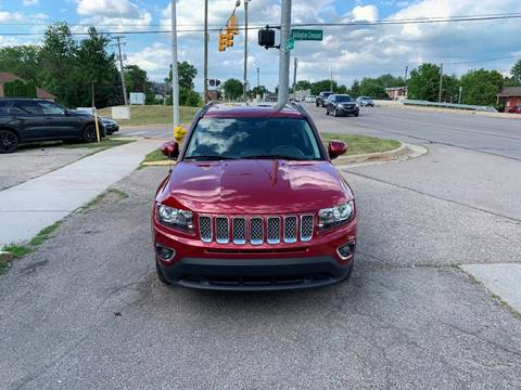 2017 Jeep Compass for sale in Mount Clemens, MI