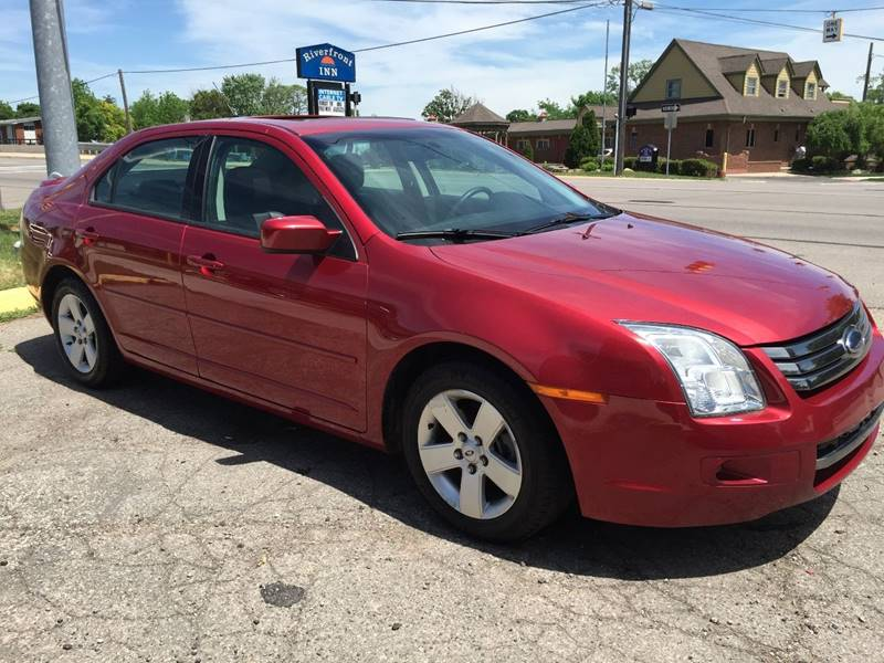 2009 Ford Fusion SE 4dr Sedan - Mount Clemens MI