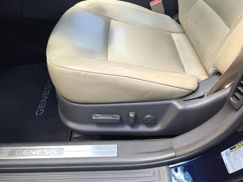 2009 Hyundai Genesis 3.8L V6 4dr Sedan - Mount Clemens MI
