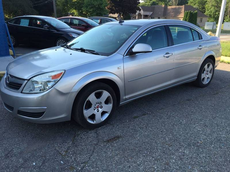 2008 Saturn Aura XE 4dr Sedan V6 - Mount Clemens MI