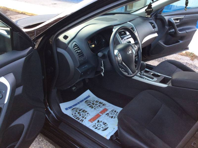 2015 Nissan Altima 2.5 S 4dr Sedan - Mount Clemens MI