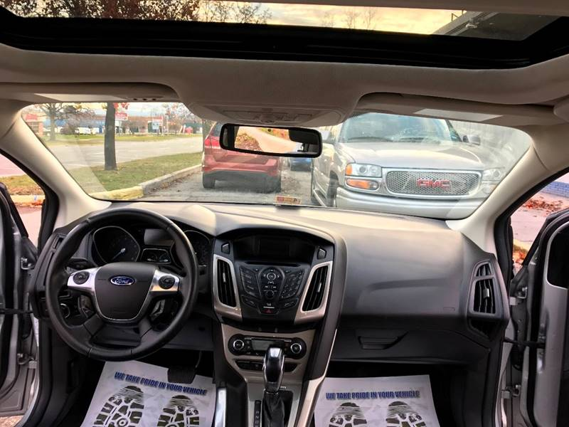 2012 Ford Focus SEL 4dr Sedan - Mount Clemens MI