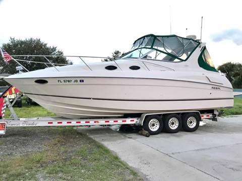 1996 Regal COMMODORE 292 for sale in Orlando, FL