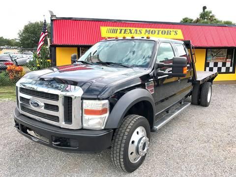 2010 Ford F-550 for sale in Orlando, FL
