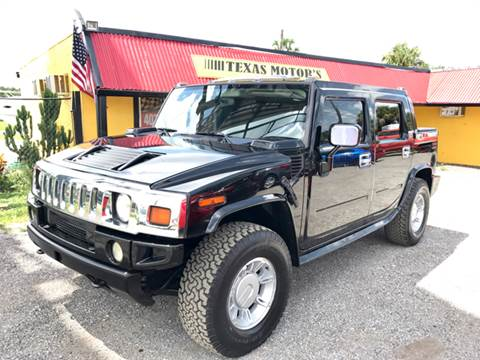 2005 HUMMER H2 SUT for sale in Orlando, FL