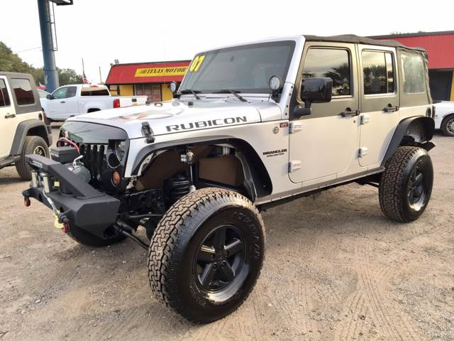 Charming 2007 Jeep Wrangler Unlimited X