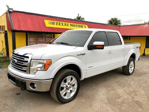 Used 2013 ford f 150 for sale in orlando fl for Motor car concepts orlando fl