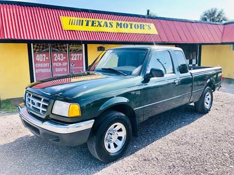 2001 Ford Ranger for sale in Orlando, FL