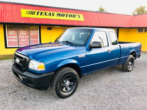 2007 Ford Ranger for sale in Orlando, FL