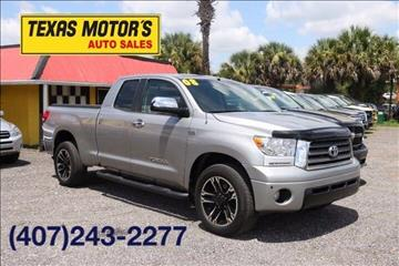 2008 Toyota Tundra for sale in Orlando, FL