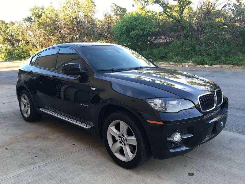 2009 Bmw X6 AWD xDrive35i 4dr SUV In San Antonio TX - MR AUTO MAX