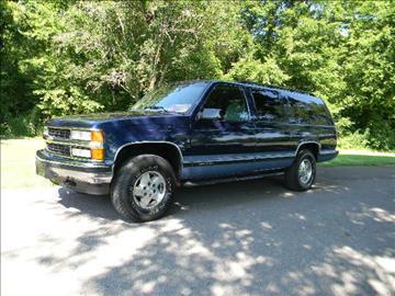 1995 Chevrolet Suburban for sale in Goodlettsville, TN