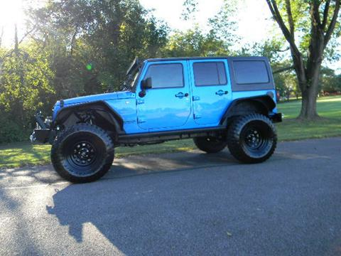 2015 Jeep Wrangler Unlimited for sale in Goodlettsville, TN