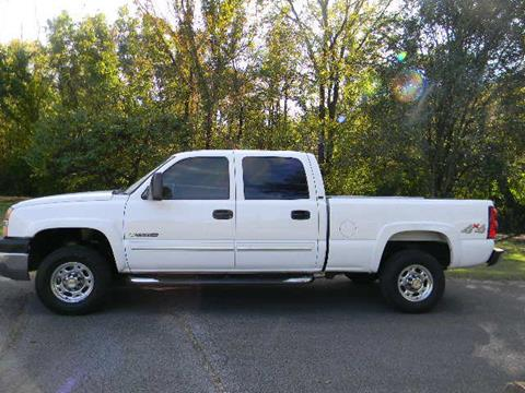 2004 Chevrolet Silverado 2500HD for sale in Goodlettsville, TN