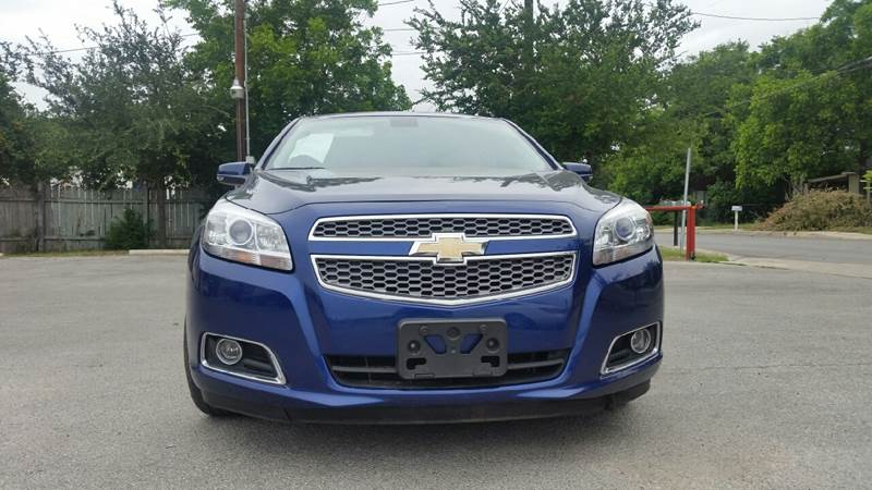 2013 Chevrolet Malibu LTZ 4dr Sedan w/1LZ - San Antonio TX