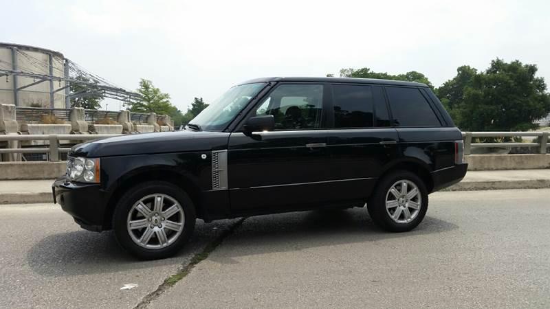 2008 Land Rover Range Rover 4x4 HSE 4dr SUV - San Antonio TX