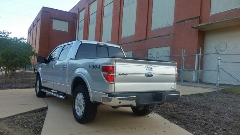 2010 Ford F-150 4x4 Lariat 4dr SuperCrew Styleside 5.5 ft. SB - San Antonio TX