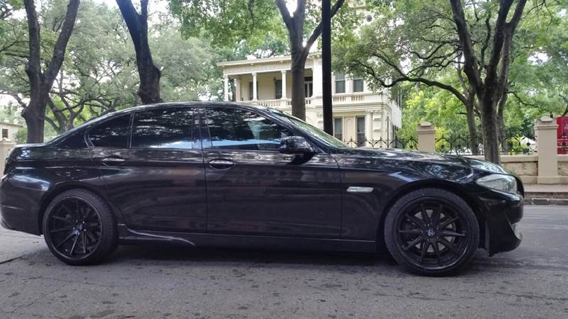 2011 BMW 5 Series 528i 4dr Sedan - San Antonio TX