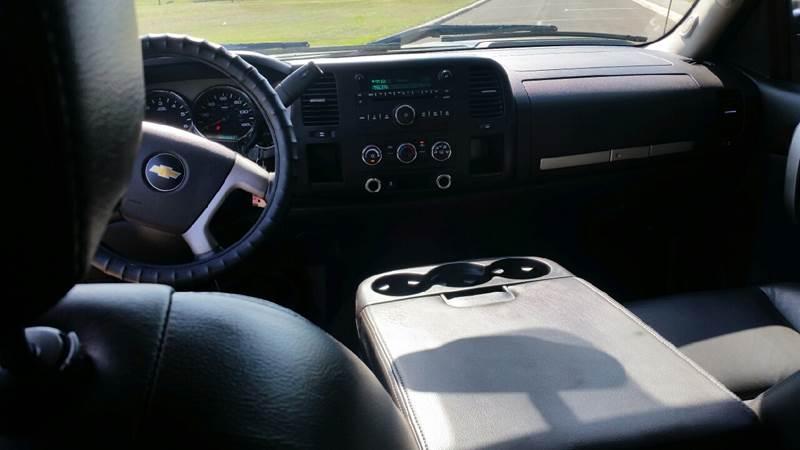 2007 Chevrolet Silverado 1500 LT1 4dr Crew Cab 5.8 ft. SB - San Antonio TX