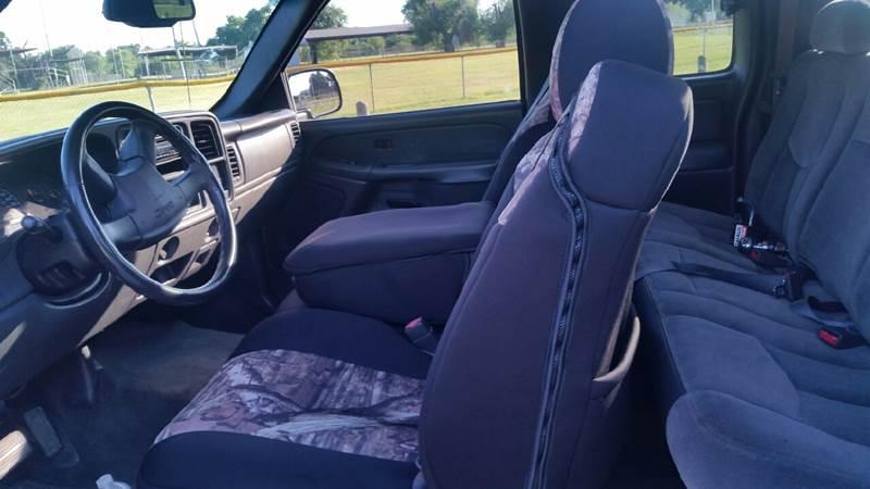 2003 GMC Sierra 2500HD 4dr Extended Cab SLE Rwd LB - San Antonio TX