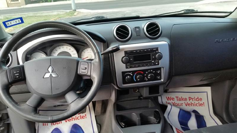 2006 Mitsubishi Raider Duro Cross V8 4dr Double Cab SB - San Antonio TX