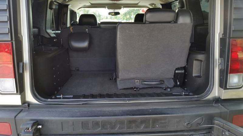 2007 HUMMER H2 4dr SUV 4WD - San Antonio TX