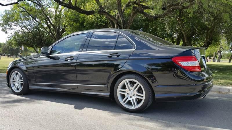 2008 Mercedes-Benz C-Class C 350 Sport 4dr Sedan - San Antonio TX