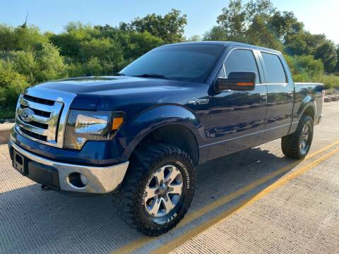 2010 Ford F-150 for sale at GTC Motors in San Antonio TX