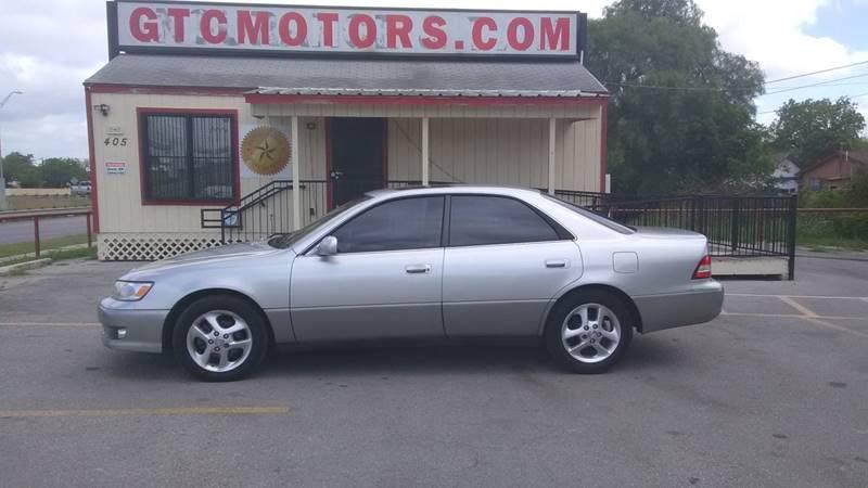 2000 Lexus ES 300 4dr Sedan - San Antonio TX