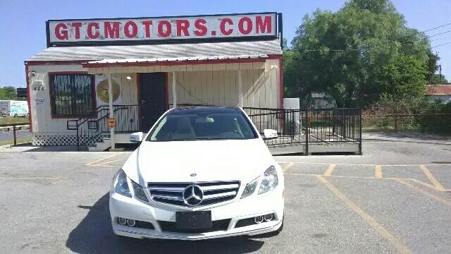 2011 Mercedes-Benz E-Class E 350 2dr Coupe - San Antonio TX
