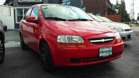 2004 Chevrolet Aveo for sale in Conneaut, OH