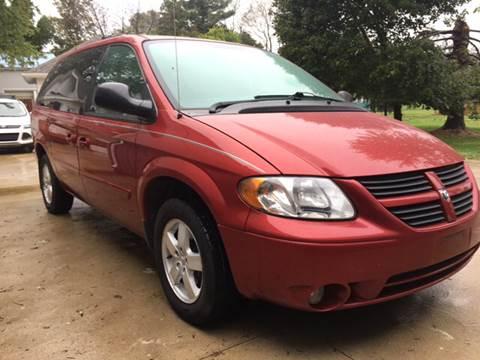 2007 Dodge Grand Caravan for sale in Conneaut, OH