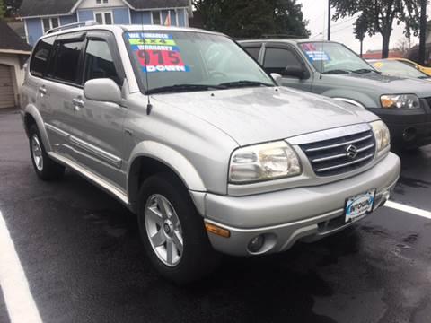 2001 Suzuki XL7 for sale in Conneaut, OH