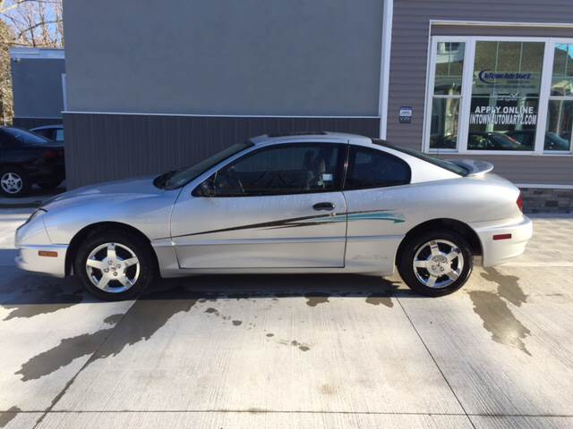 pontiac sunfire for sale in conneaut oh intown auto group pontiac sunfire for sale in conneaut