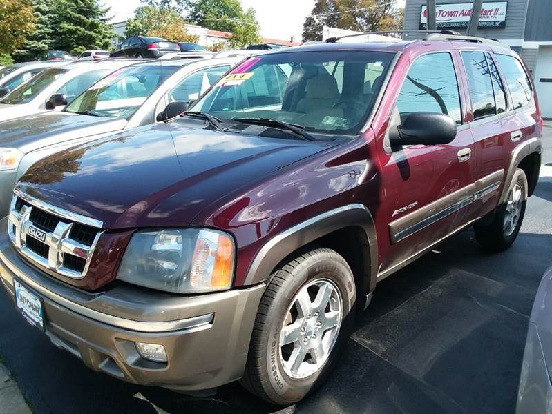 2007 Isuzu Ascender S 4dr Suv 4wd In Conneaut Oh Intown Auto Mart