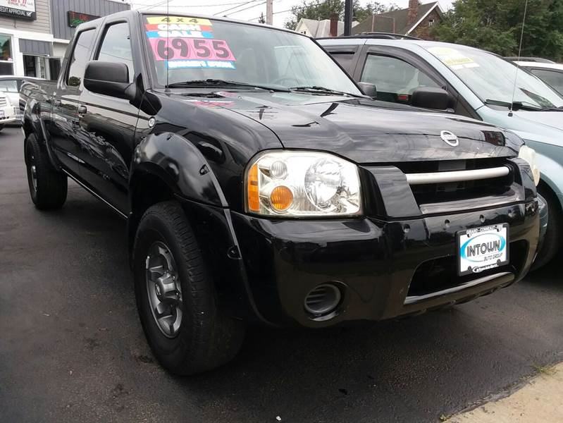 2004 nissan frontier 4dr crew cab xe v6 4wd lb in conneaut oh intown auto mart ii llc. Black Bedroom Furniture Sets. Home Design Ideas