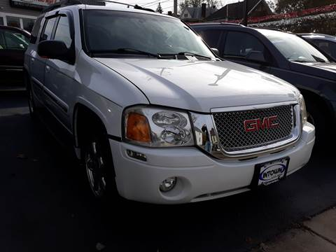 gmc envoy xl for sale in conneaut oh intown auto group intown auto group