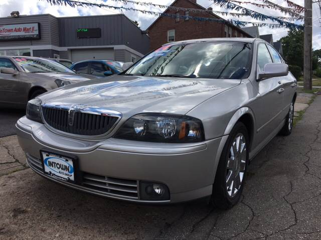 Lincoln Ls Sport Sedan In Conneaut Oh Intown Auto