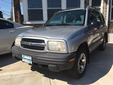 2001 Chevrolet Tracker for sale in Conneaut, OH