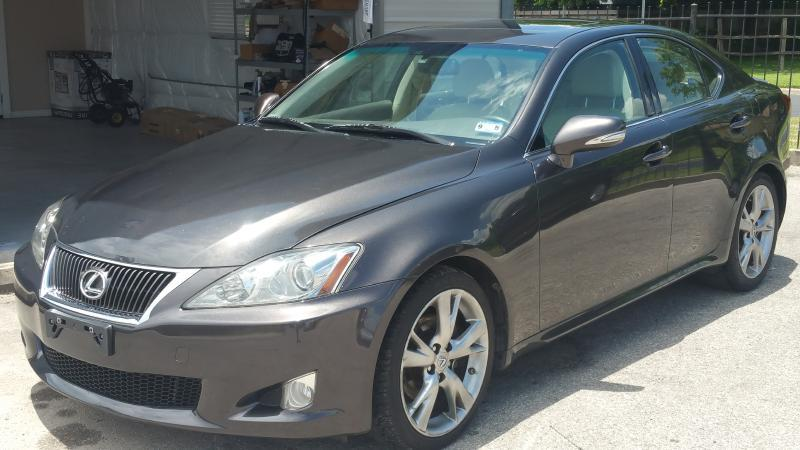 2009 Lexus IS 250 4dr Sedan 6A - Austin TX