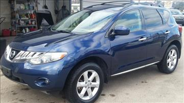 2010 Nissan Murano for sale in Austin, TX