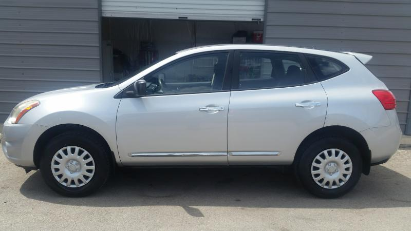 2012 Nissan Rogue S 4dr Crossover - Austin TX