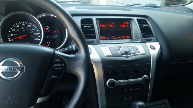 2012 Nissan Murano S 4dr SUV - Austin TX