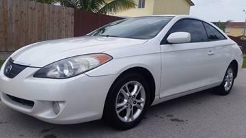 2006 Toyota Camry Solara for sale in Miami, FL