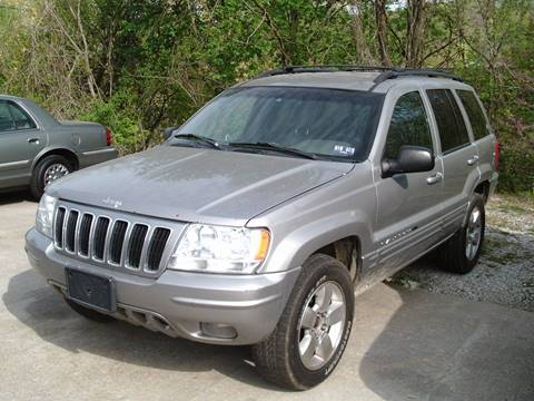 2001 Jeep Grand Cherokee for sale in Huntington, WV