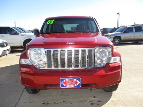 2008 Jeep Liberty for sale in South Sioux City, NE