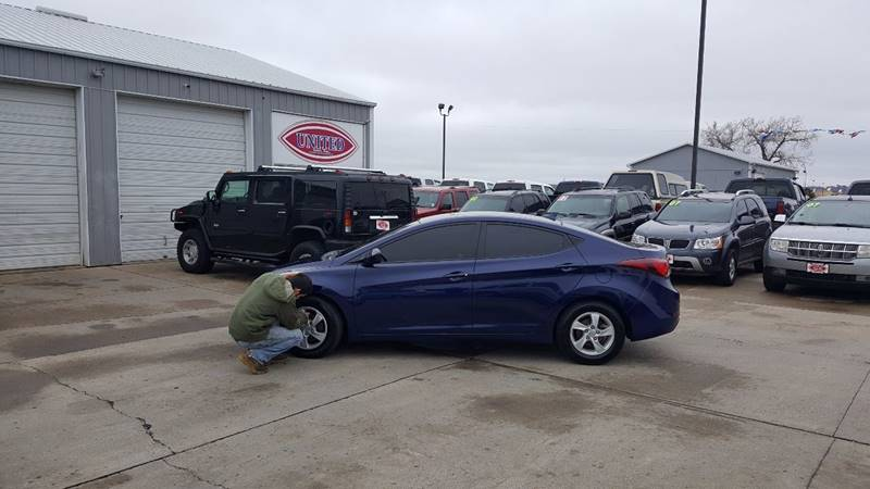 2014 Hyundai Elantra SE 4dr Sedan - South Sioux City NE