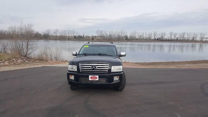2006 Infiniti QX56 4dr SUV 4WD - South Sioux City NE