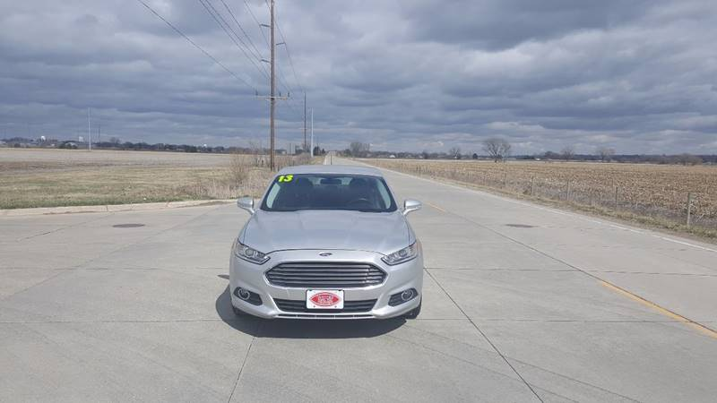 2013 Ford Fusion S 4dr Sedan - South Sioux City NE
